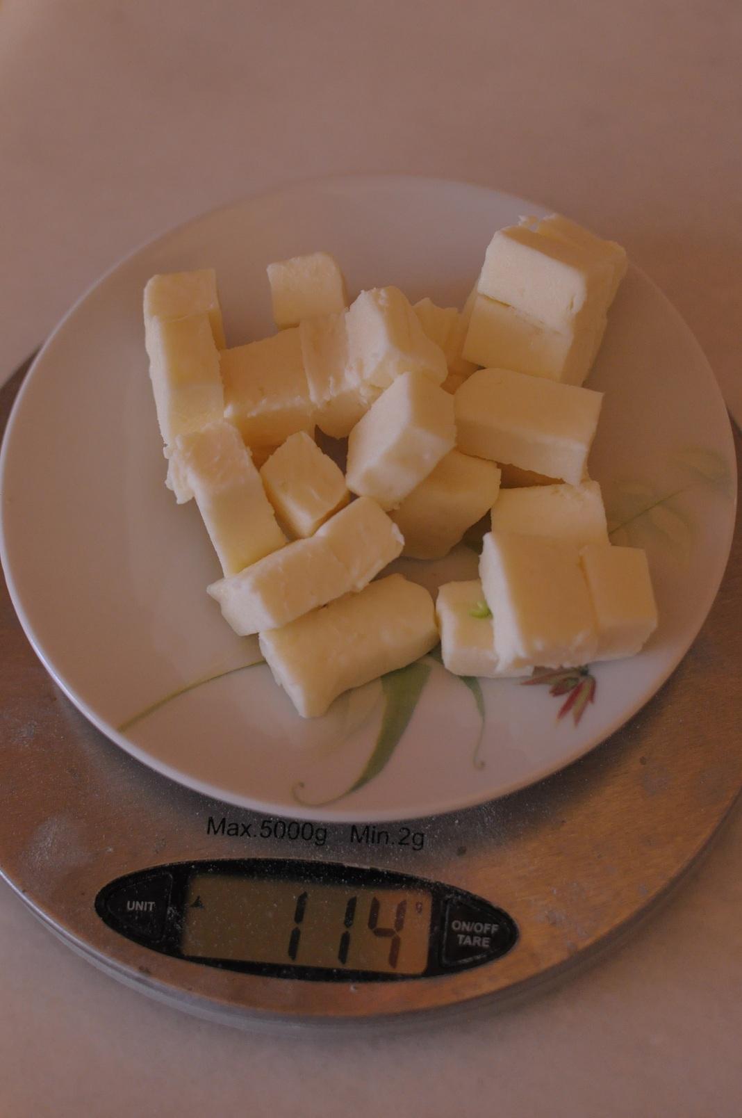 peynirli biberli sufle