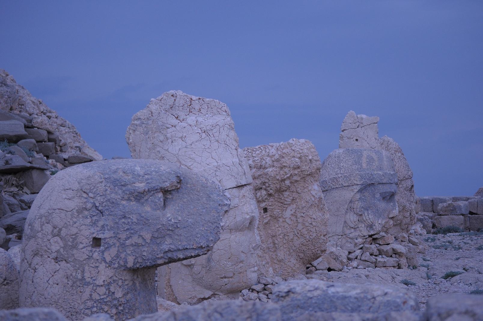 Antiokhos Tümülüsü