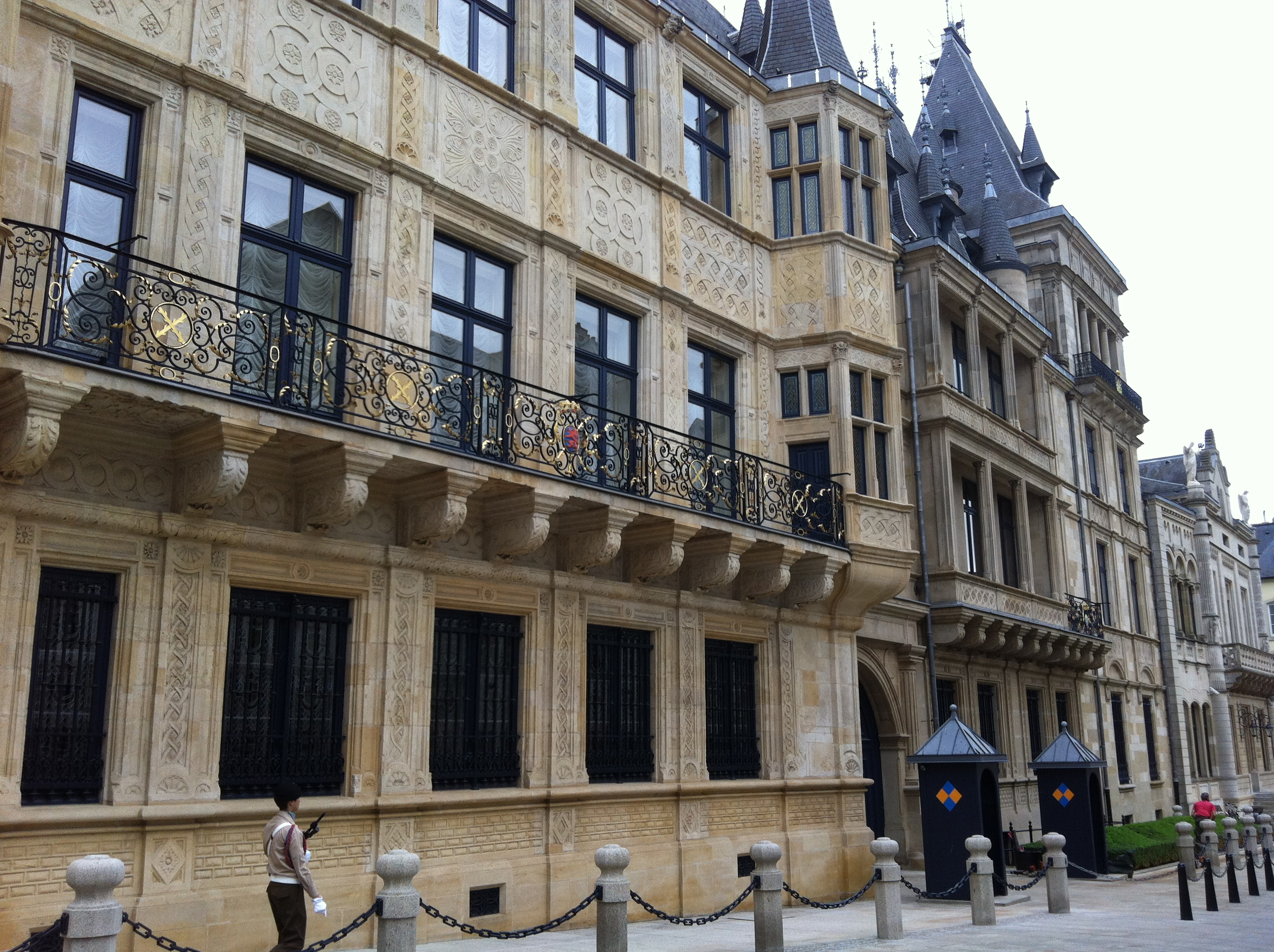 Grand Ducal Palace, Luxembourg