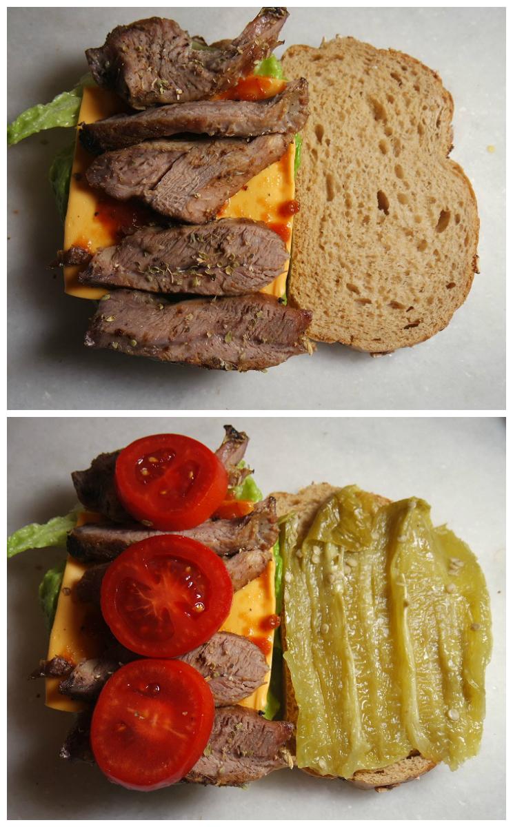 dilim et sandviç