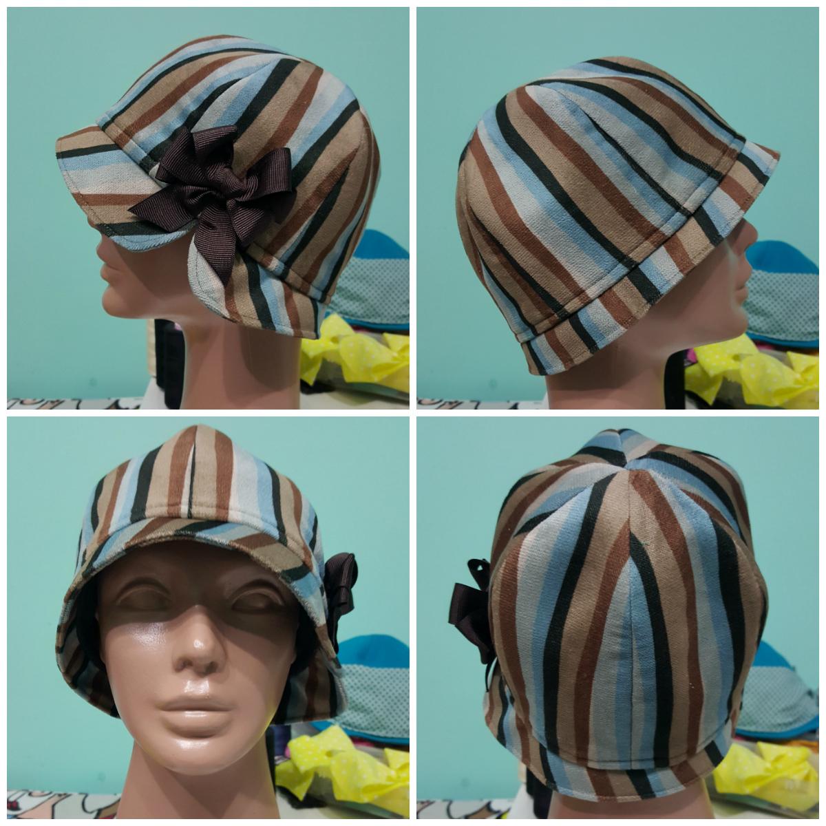 şapka nasıl dikilir?